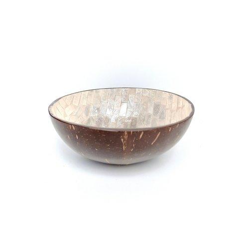 Kokosbakkie Coconut Bowl - White Roxy