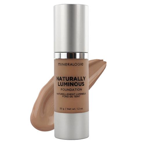 Mineralogie Naturally Luminous Foundation - Brown Sugar
