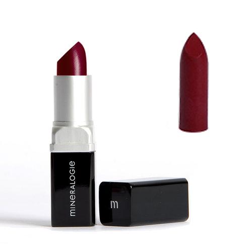 Mineralogie Lipstick - Regal Ruby Tester