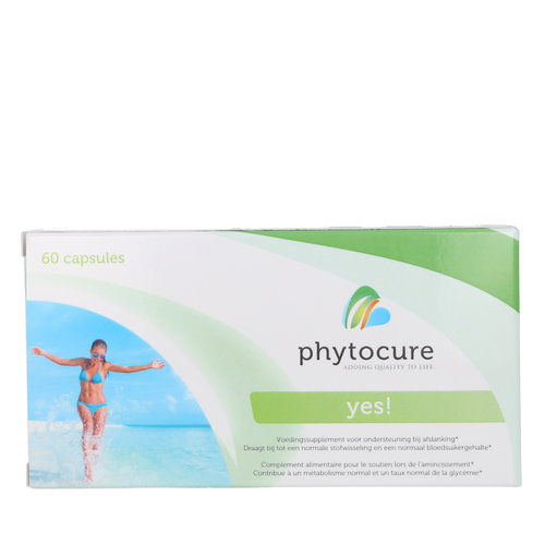 Phytocure Yes! To a New Me - Afslanken