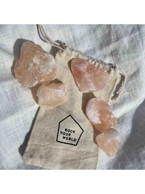 Rock Your World The Himalaya Bath Kit - Meer Slaap
