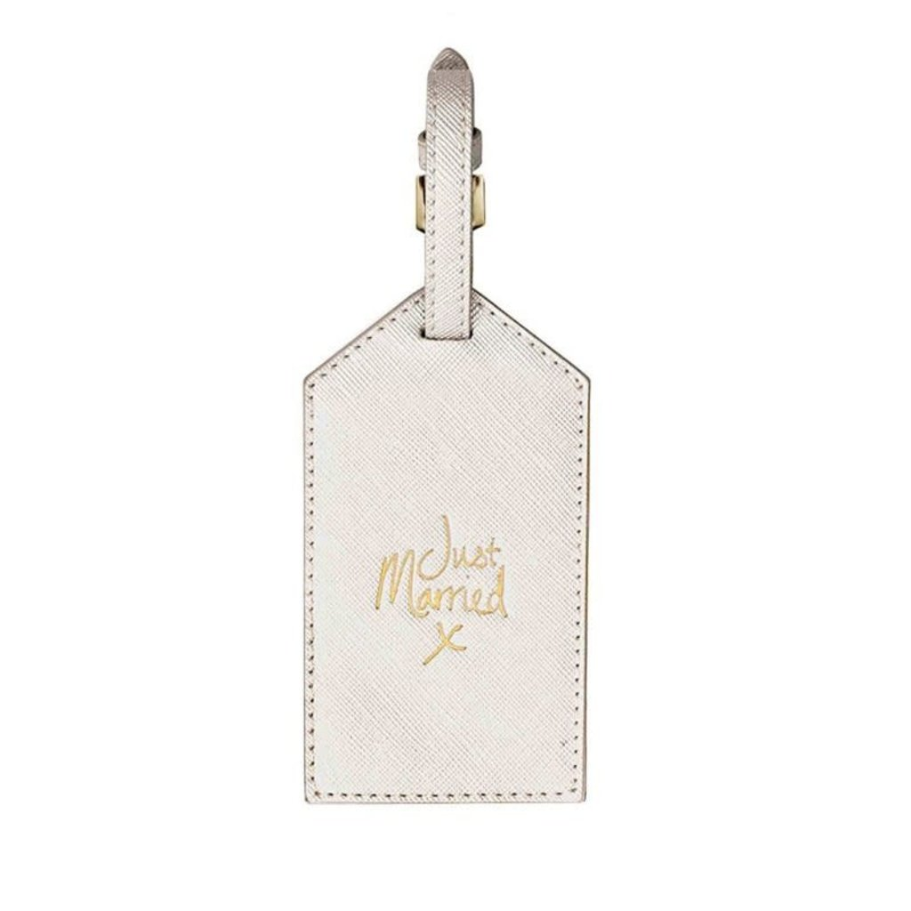Katie Loxton Bagage label - Just Married
