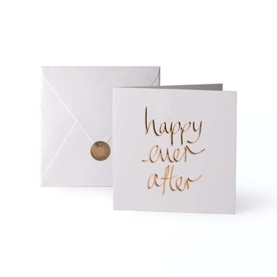 Katie Loxton Wenskaart - Happy Ever After