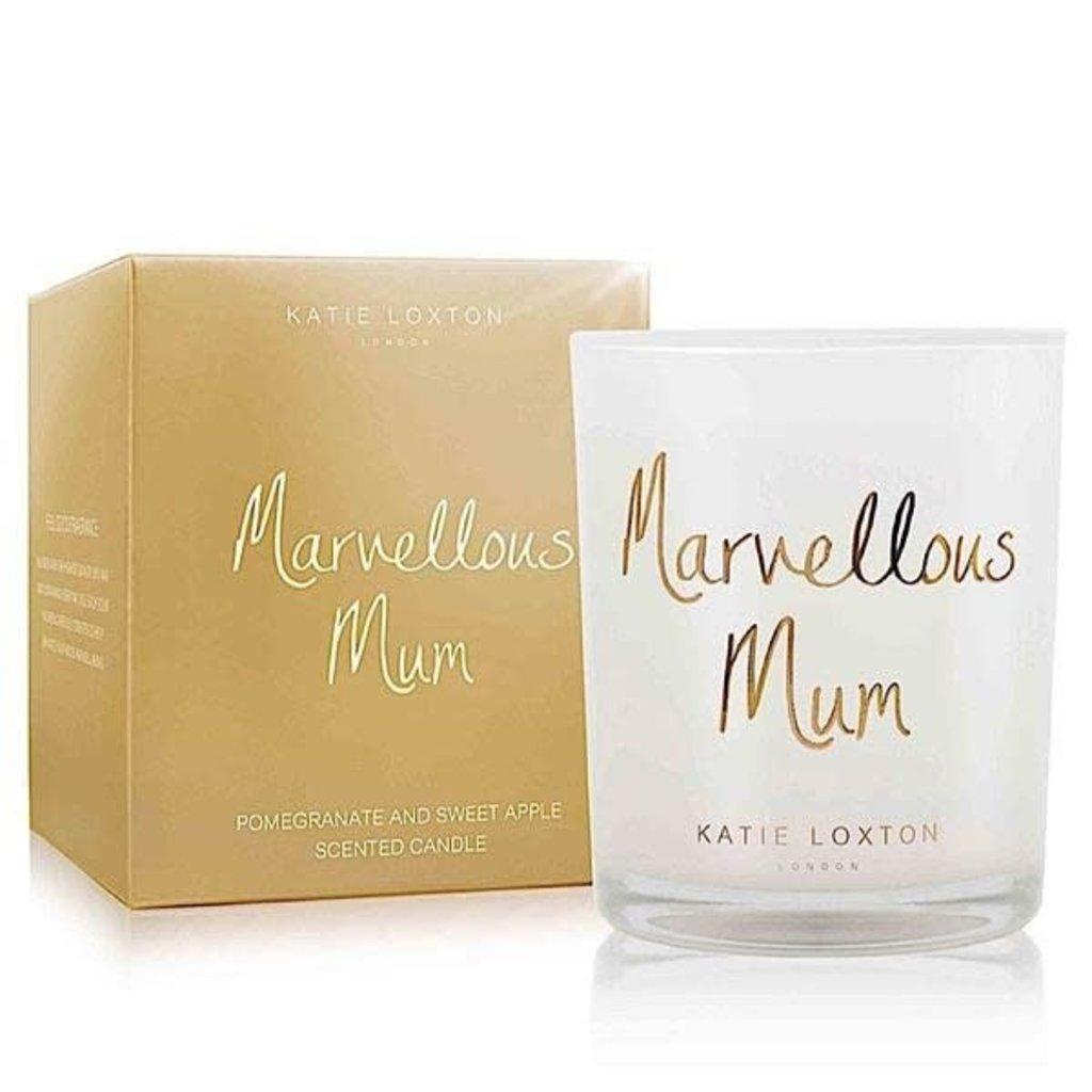 Katie Loxton Kaars - Marvellous Mum