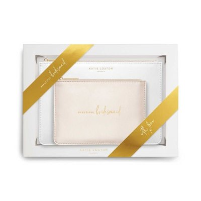 Katie Loxton Perfect Pouch Gift Set | Beautiful Bridesmaid