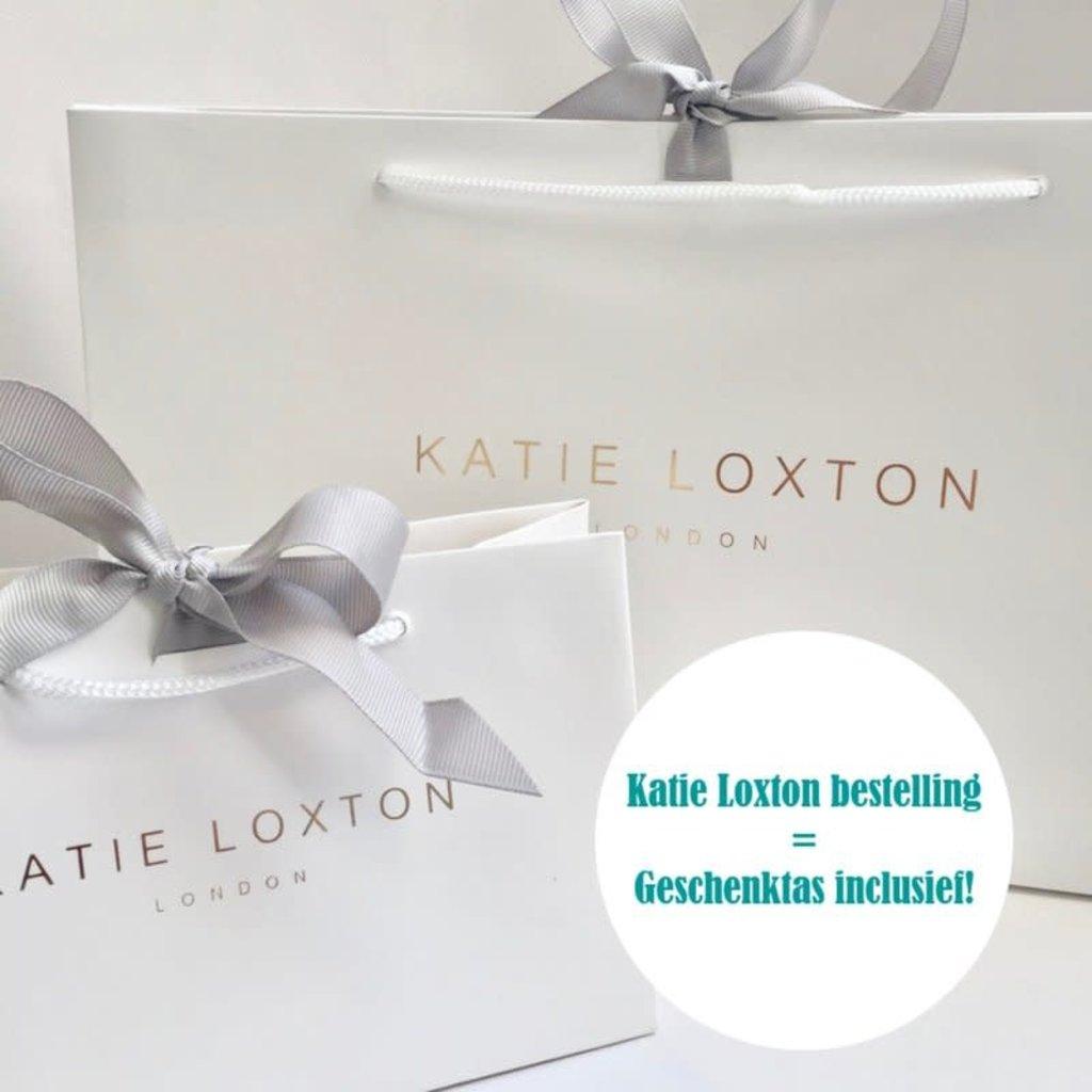 Katie Loxton Soft Pebble Perfect Pouch | Metallic Champagne