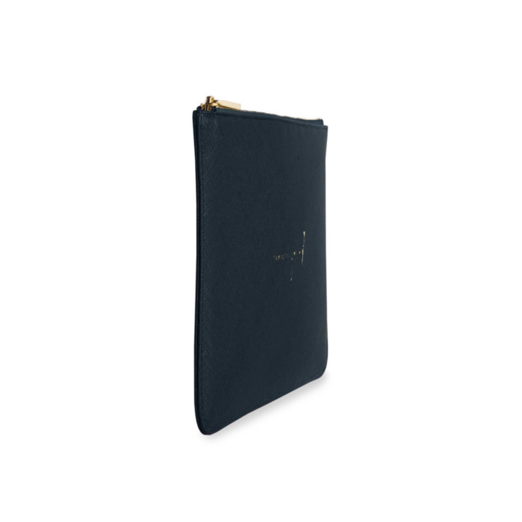 Katie Loxton Perfect Pouch - Fabulous Friend (navy blue)