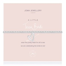 Joma Jewelry A little armband - Team bride