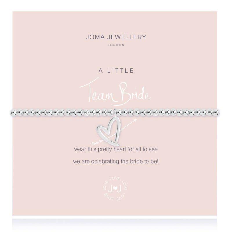 Joma Jewelry A little armband - Team bride