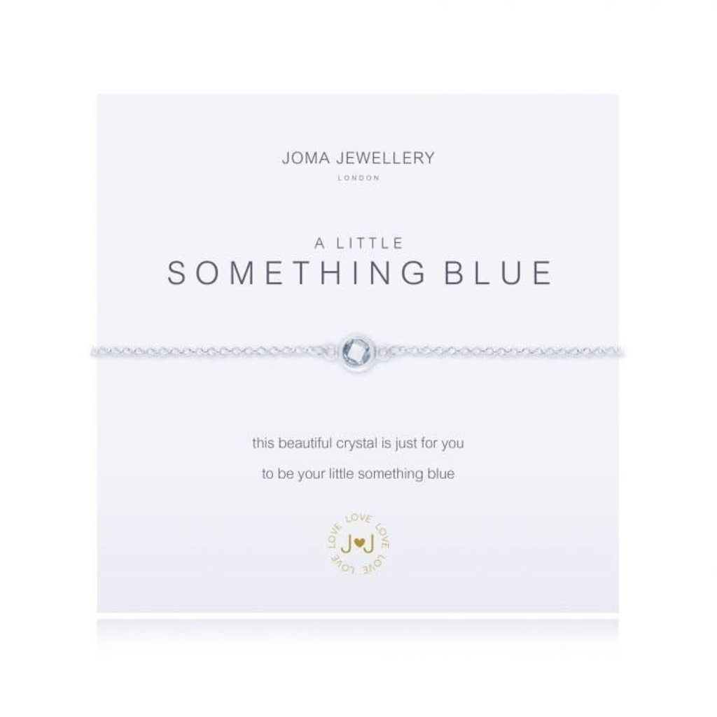 Joma Jewelry A little armband - Something Blue