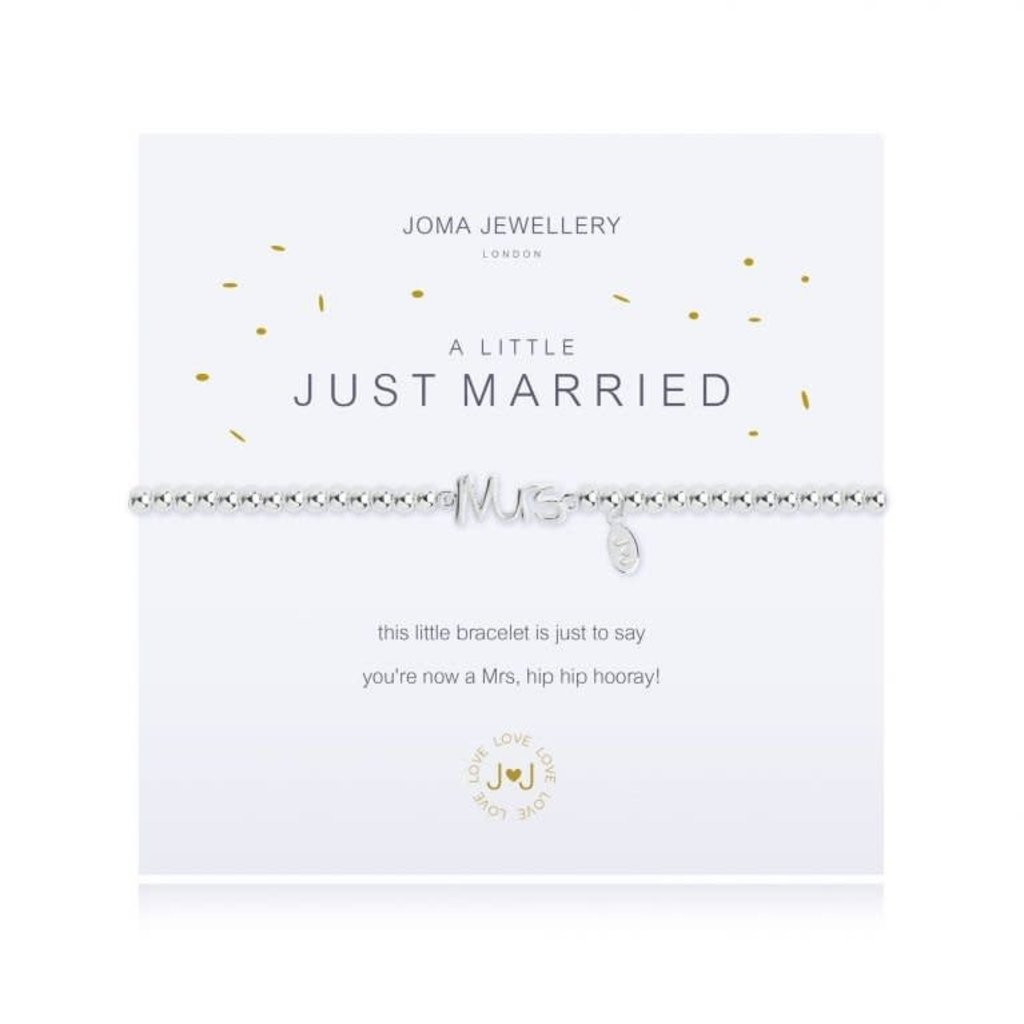 Joma Jewelry A little armband - Just married