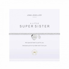 Joma Jewelry A little armband - Super Sister