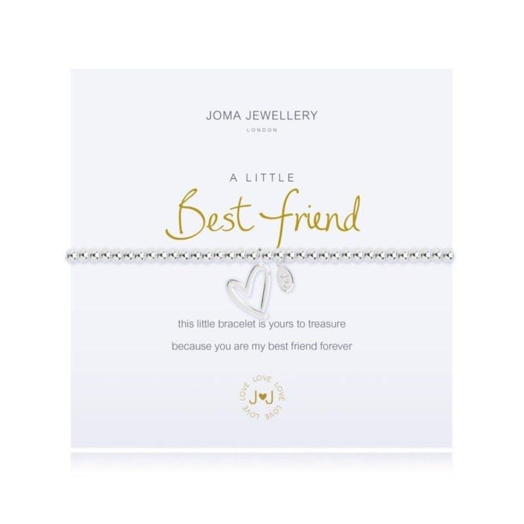 Joma Jewelry A little armband - Best friend