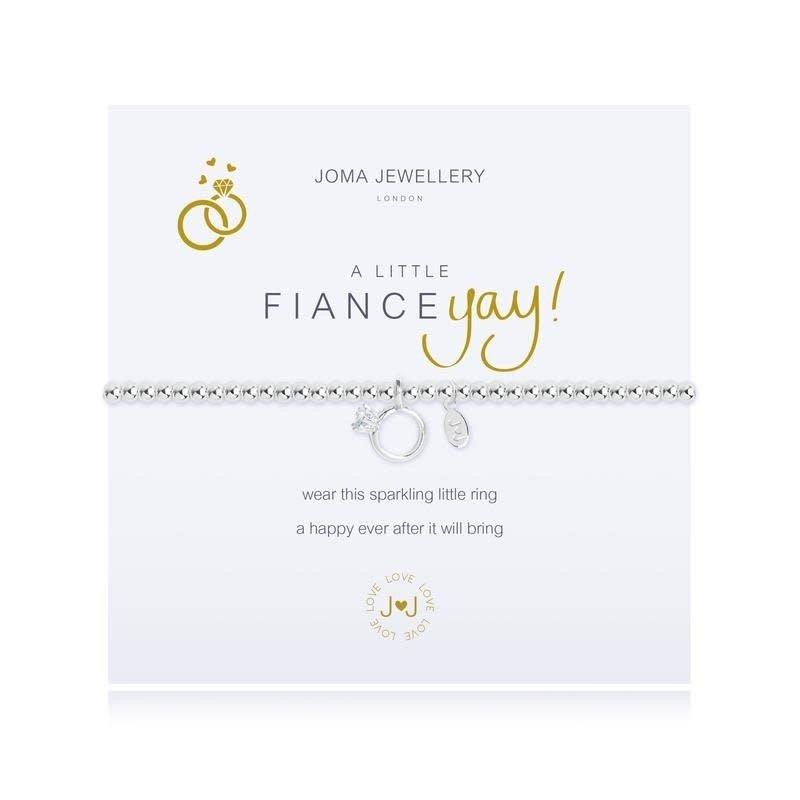 Joma Jewelry A little armband - Fiancé-Yay!