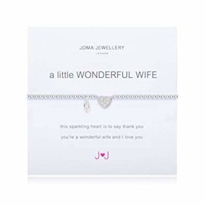 Joma Jewelry A little armband - Wonderful wife