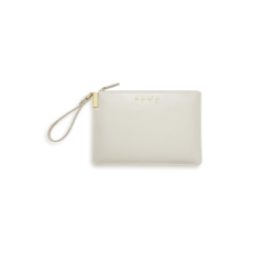 Katie Loxton Secret Message Pouch - Love Life Laugh often/to my fabulous Friend