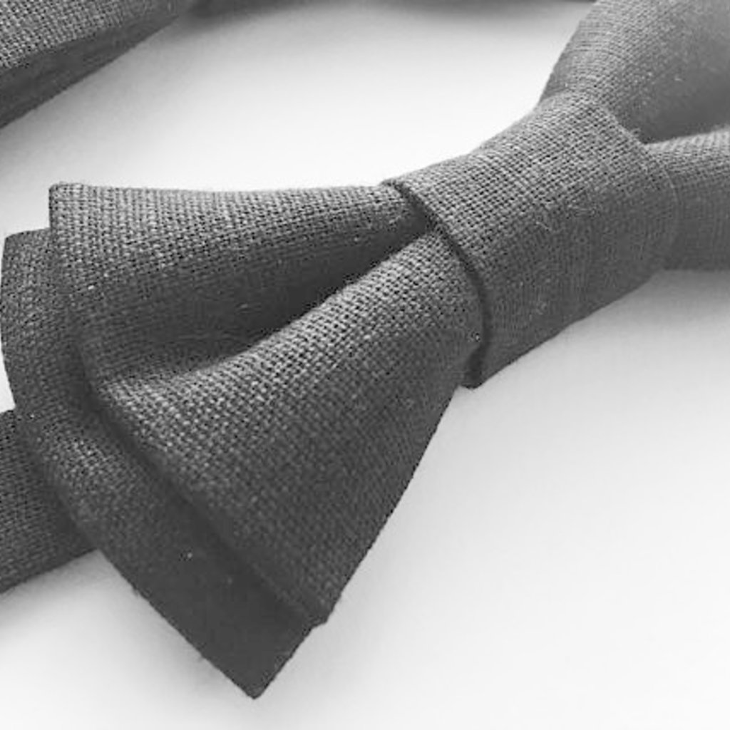 Father & Son Bow-Tie // Black
