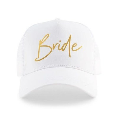 Weddingstar Trucker Pet - Bride