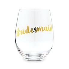 Weddingstar Bridesmaid - wijnglas