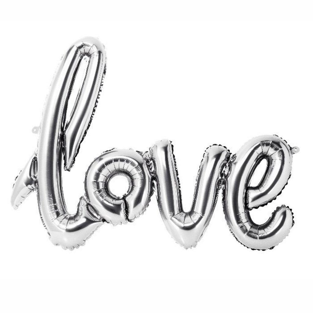 Folieballon - LOVE