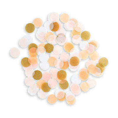 Ginger Ray Party Confetti - Pink, Blush, Gold