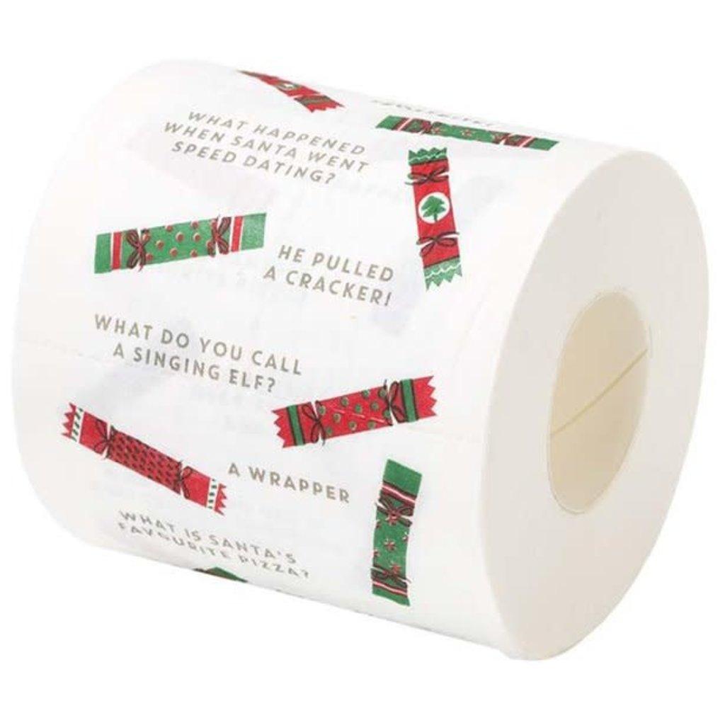 Kerst toiletpapier