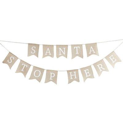Slinger - Santa Stop Here