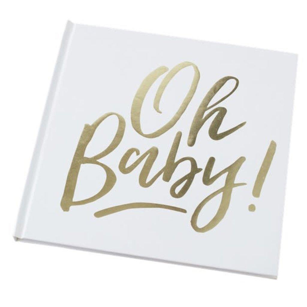Oh Baby - Gastenboek