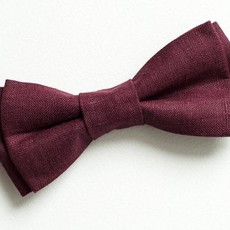 Bow-Tie // Burgundy