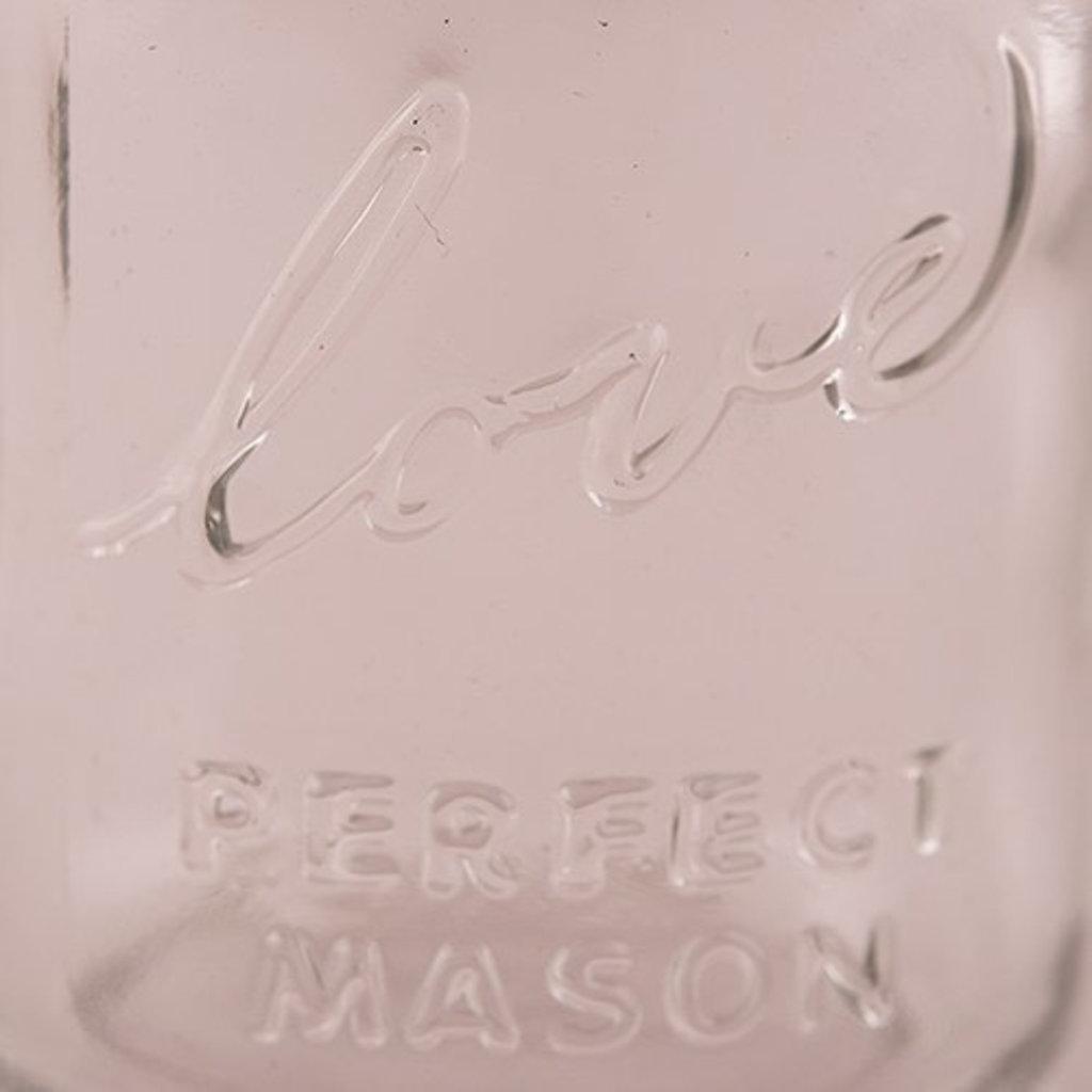 Mini mason-jar