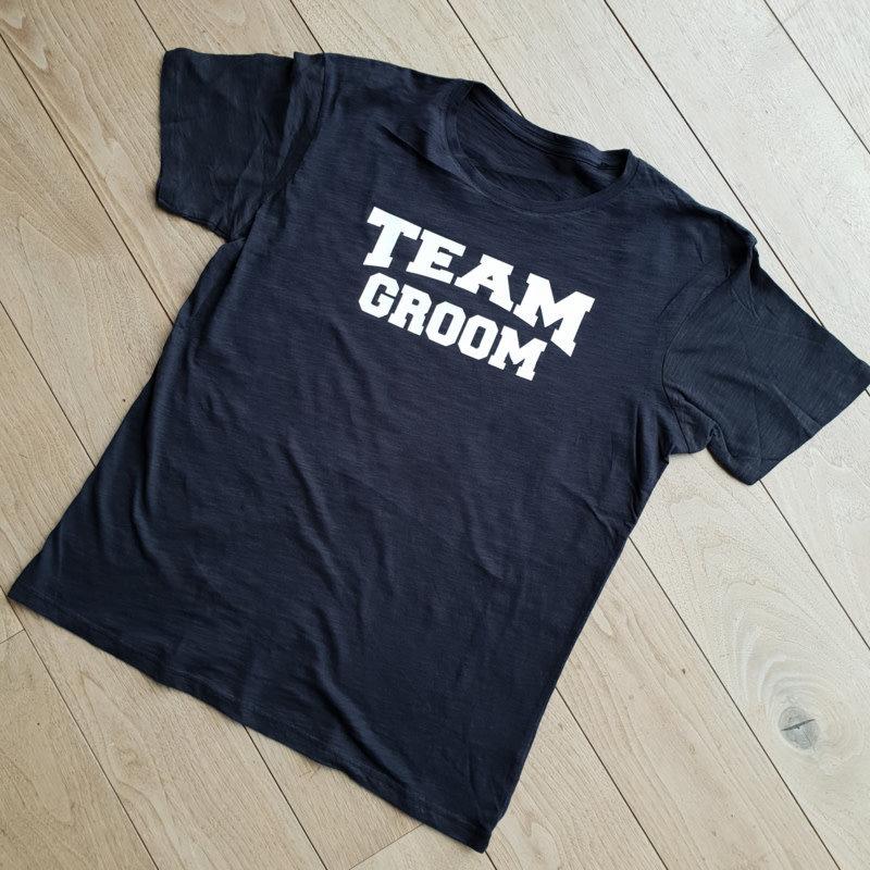 Team Groom - T-Shirt