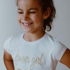 Flower Girl ♡ T-Shirt