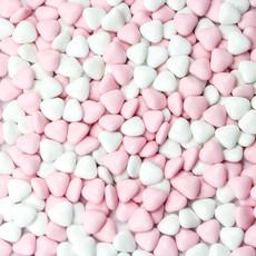 Mini-Chocoladehartjes (Roze) - 1kg