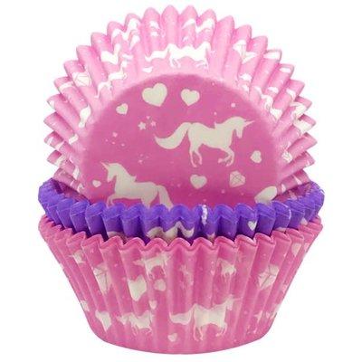 Unicorn - Cupcake vormpjes
