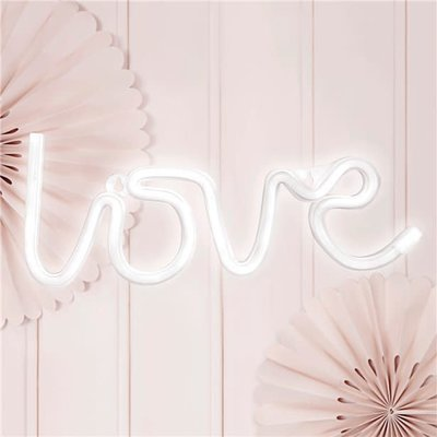 Love neon LED -(34,50 cm)