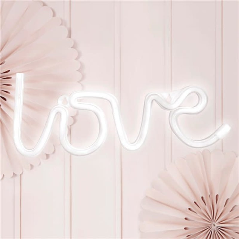 Love neon LED -(34,50 cm)