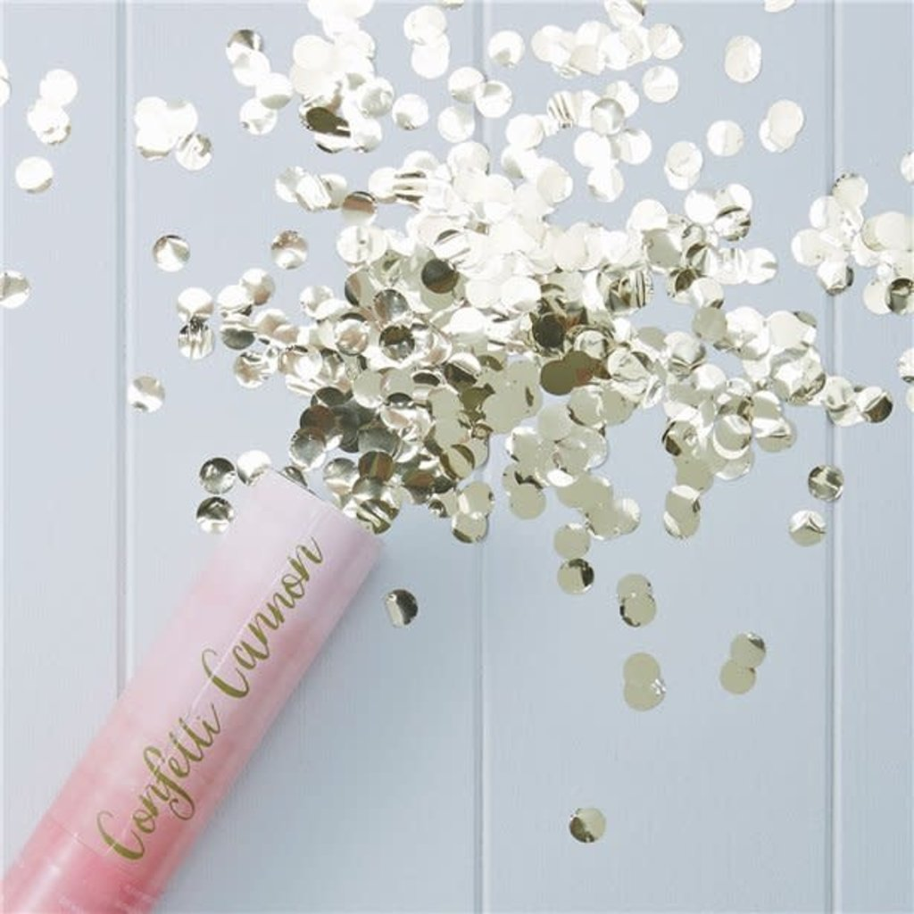 Ginger Ray Pick & Mix Confetti Cannon - 15 cm