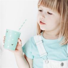 Little Star drinkbekers - mint