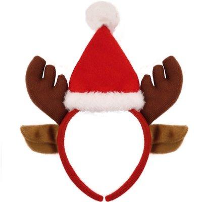 Santa reindeer ears