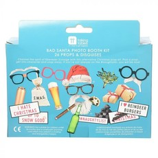Talking Tables Bad Santa Photo Booth Kit