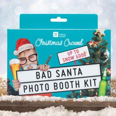 Talking Tables Bad Santa Photo Booth Kit