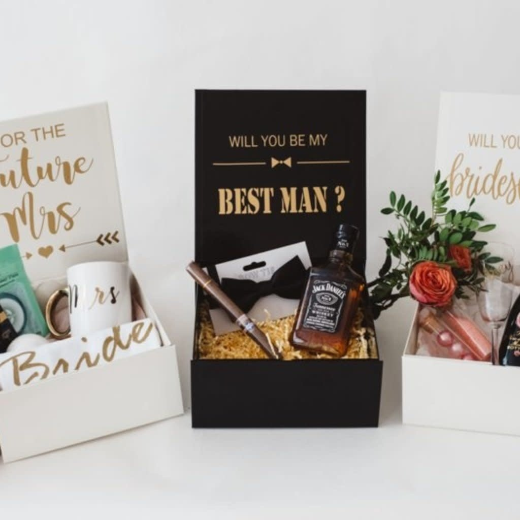 the wedding agency Bridesmaid Box