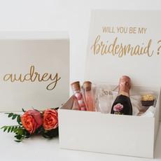 The Wedding & Party Shop Bridesmaid Box