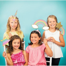 Unicorn Sparkle - Fotobooth props