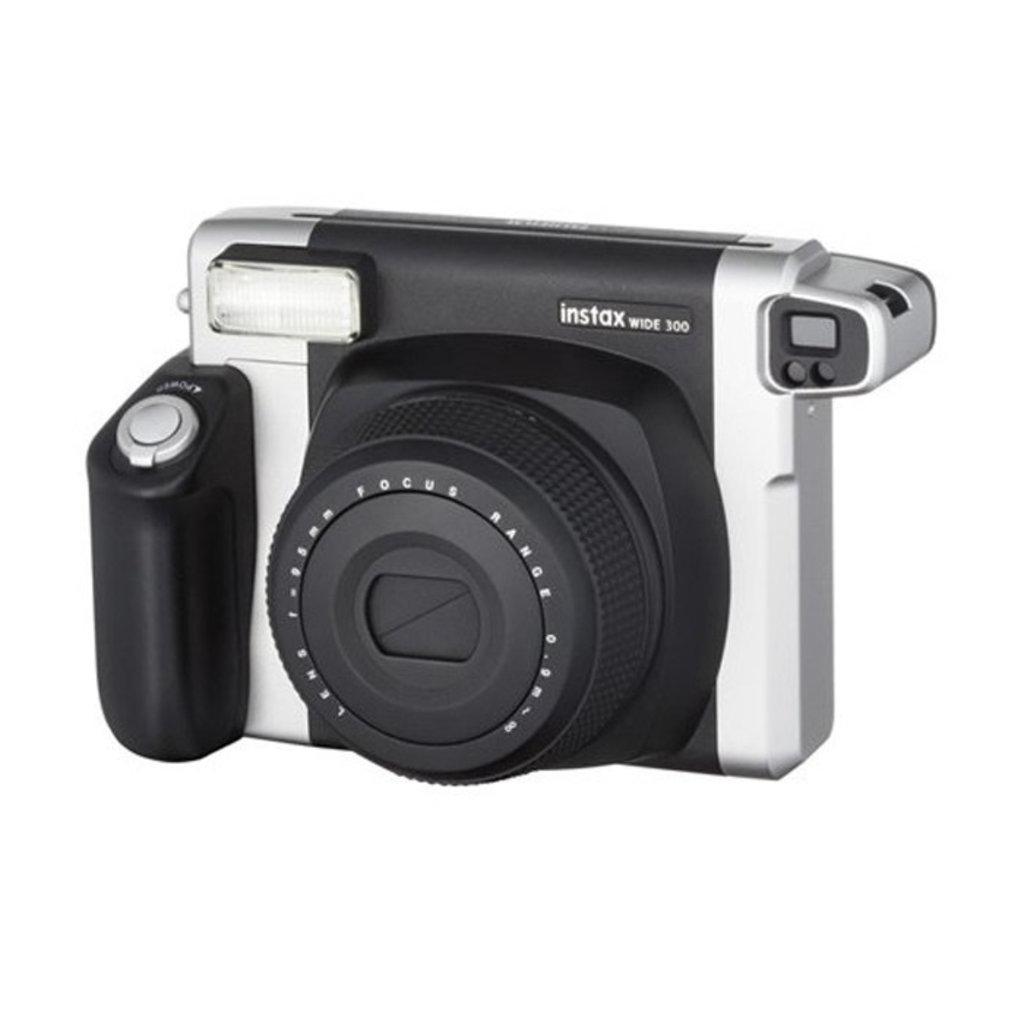 Instax Wide 300 polaroid camera