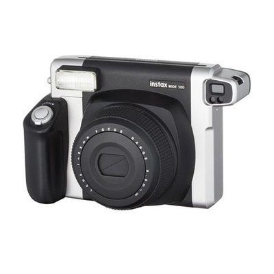 Instax Wide 300 polaroid camera