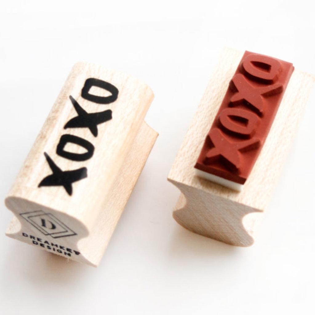Dreamkey design Stempel XOXO