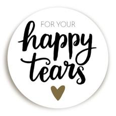 Happy Tears - zakdoekjes (10 st.)