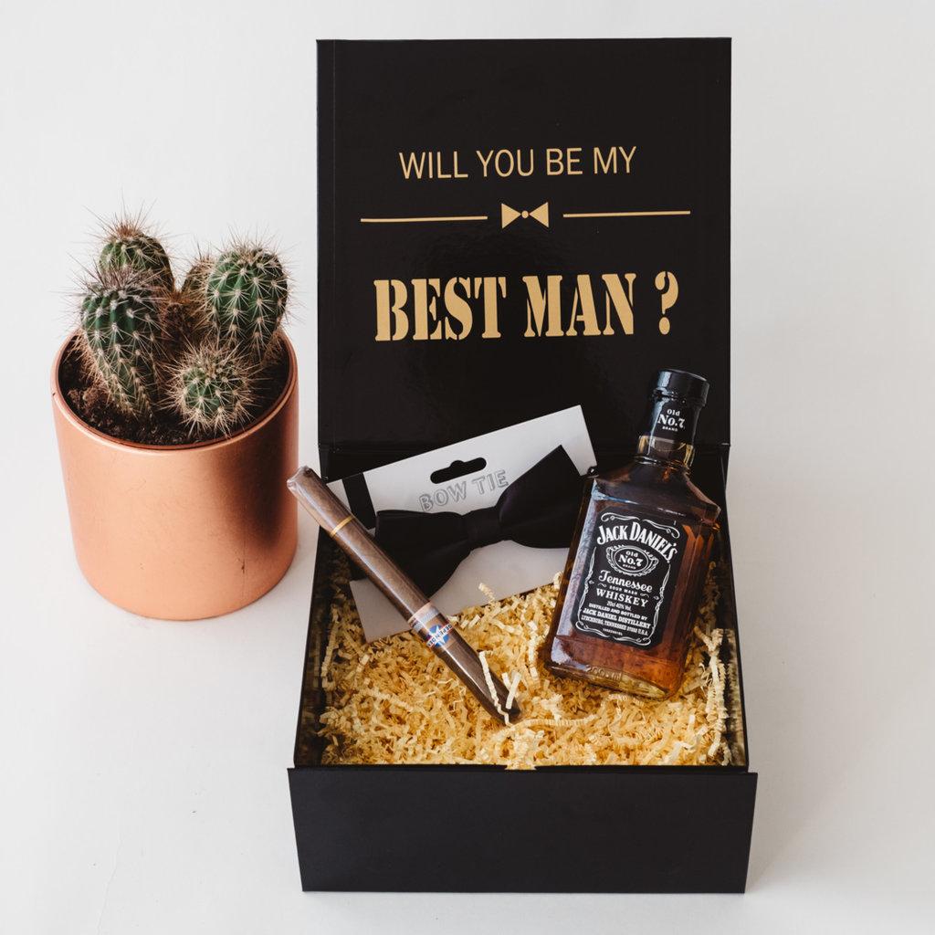 The Wedding & Party Shop Best Man Box