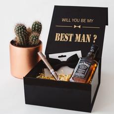 the wedding agency Best Man Box